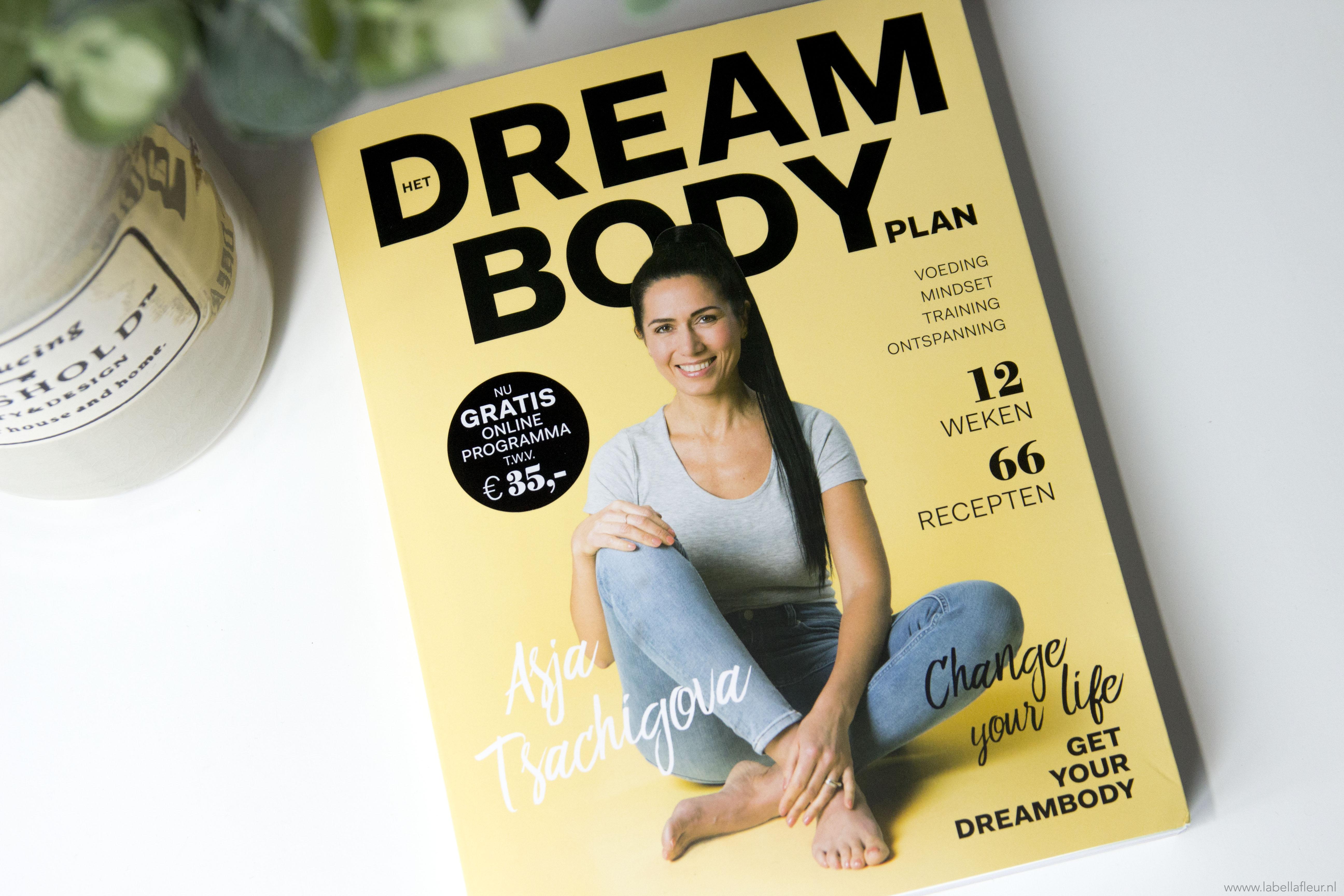Het Dreambody plan, Asja Tsachigova, boeken