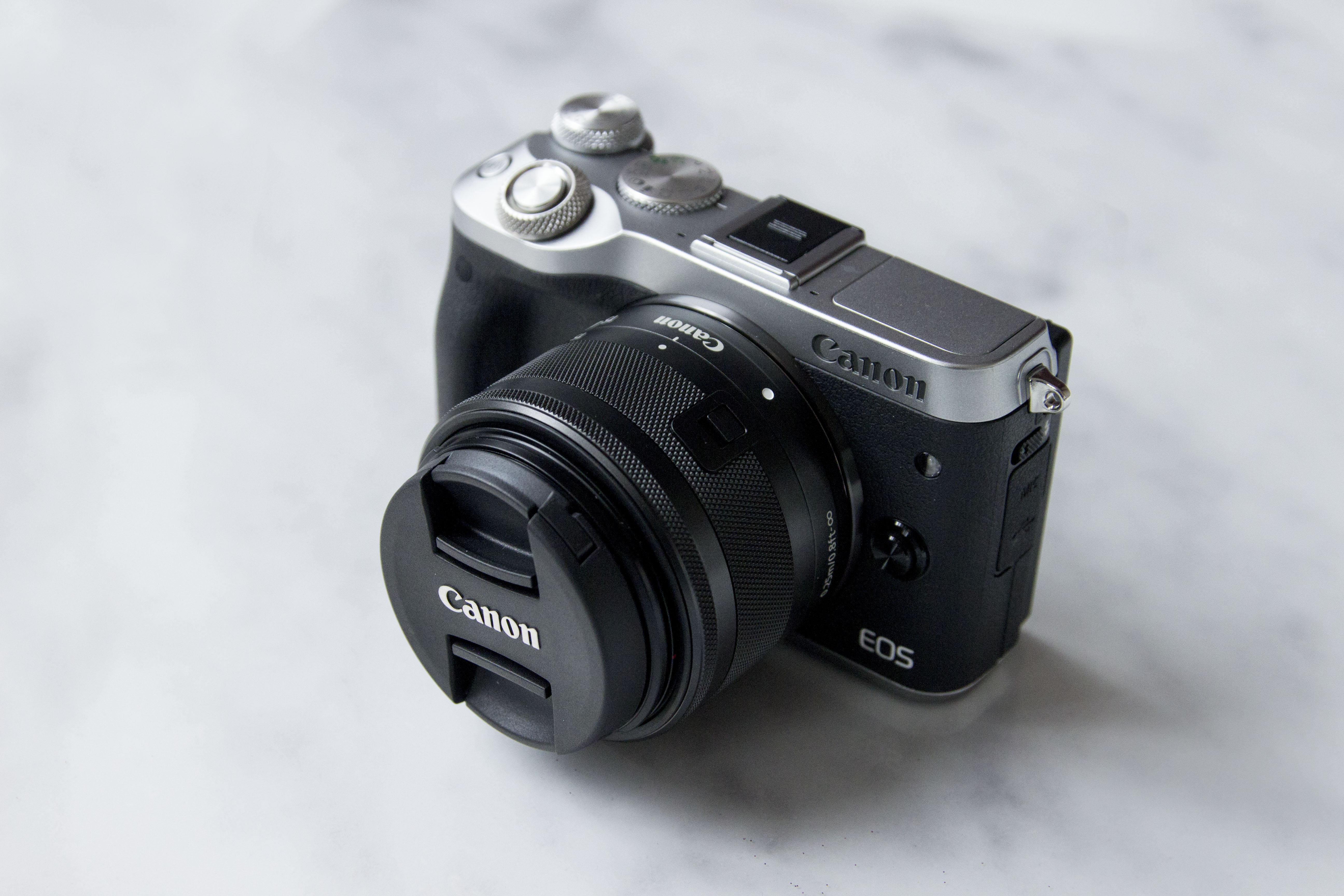 Canon, Canon EOS M6, systeem camera