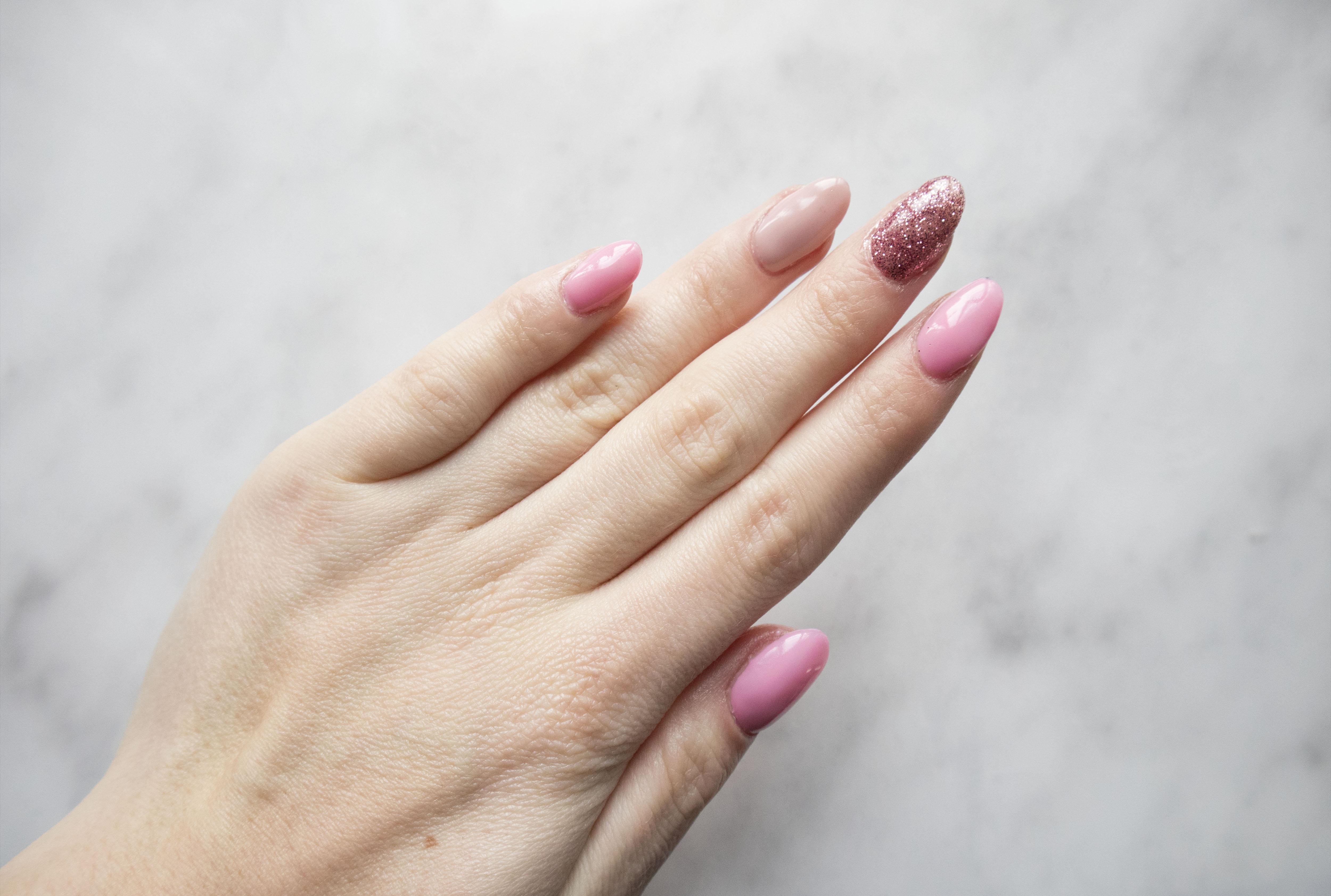 Nails, Polygel, Semilac, gelnails