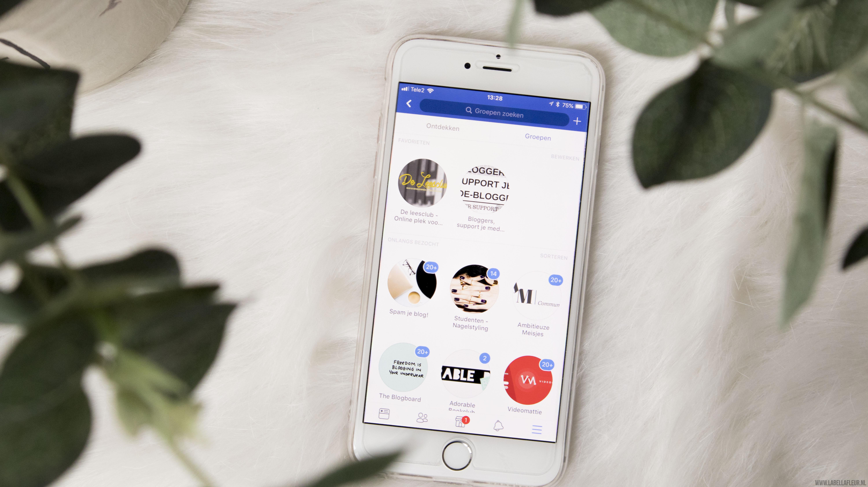 Facebook, facebook groepen