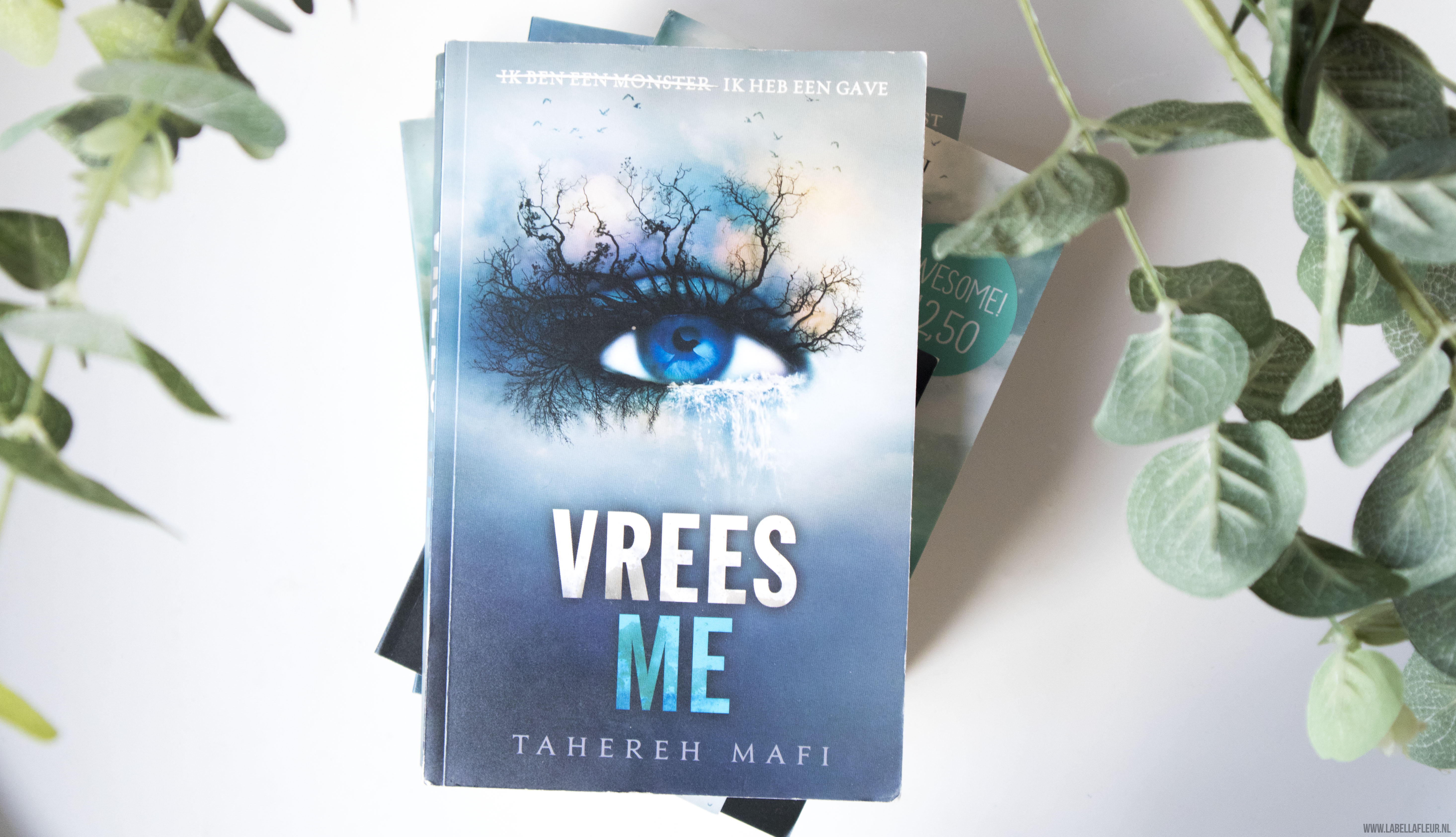 Vrees me, Tahereh Mafi, touching Juliette