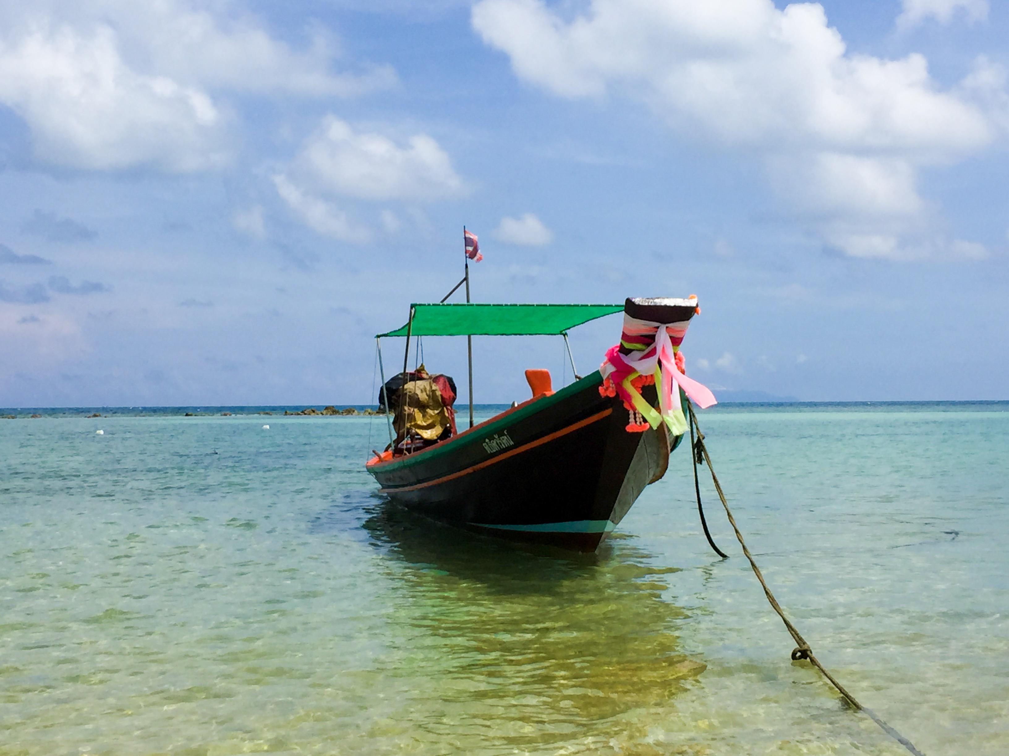 Thailand, hoogtepunten, Riskja Thailand