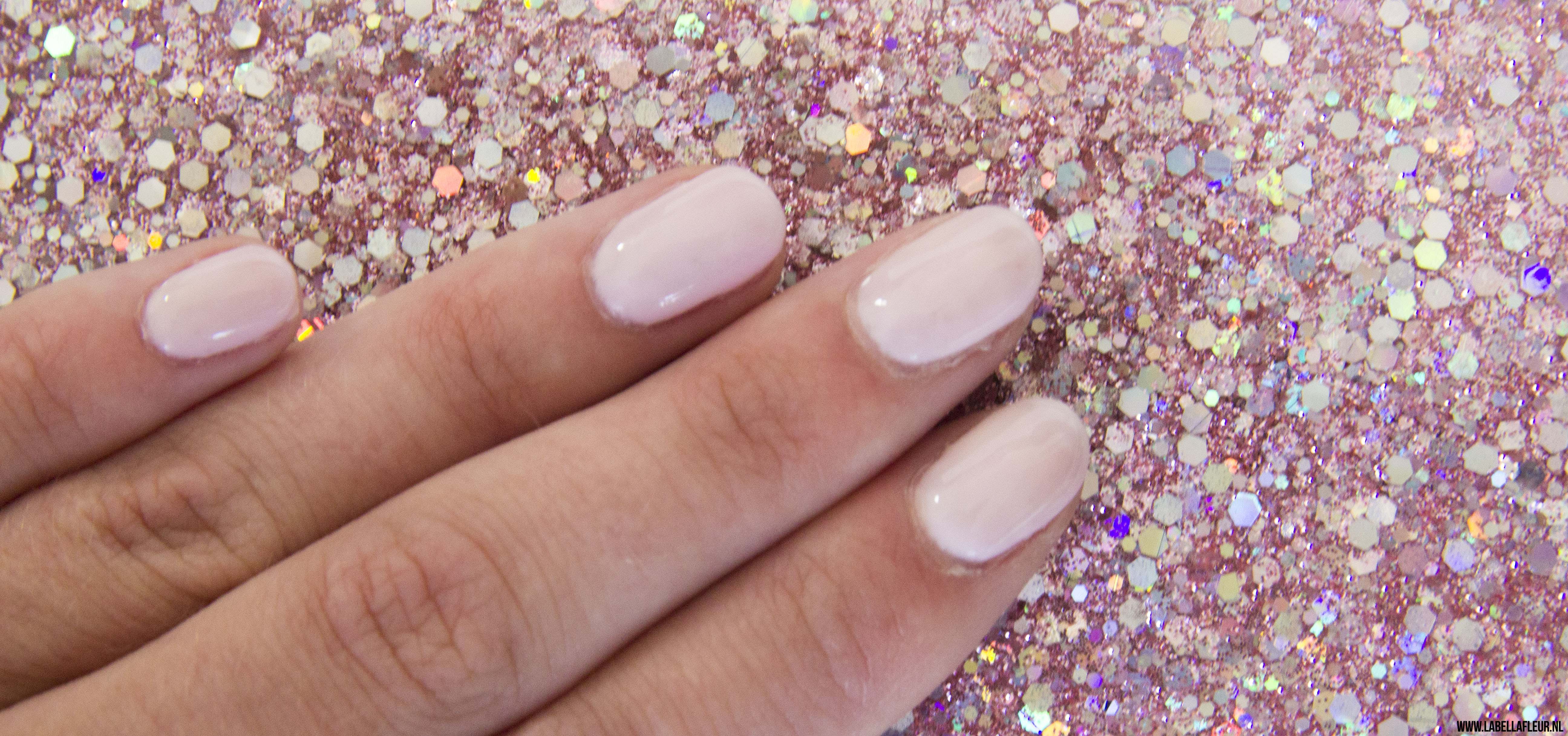 Semilac, gelpolish, Pink Marshmallow