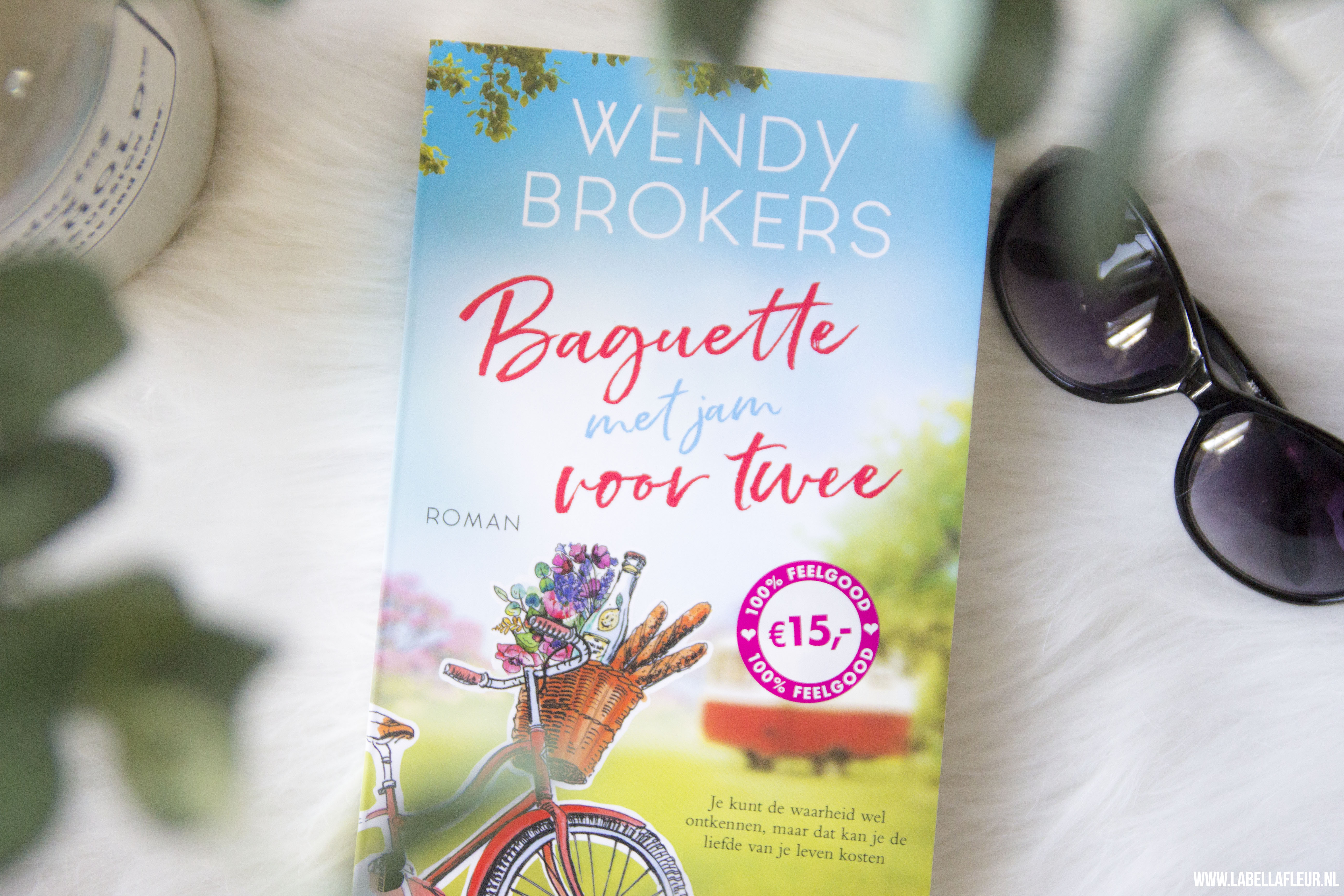 Boeken, Wendy Brokers, feelgood