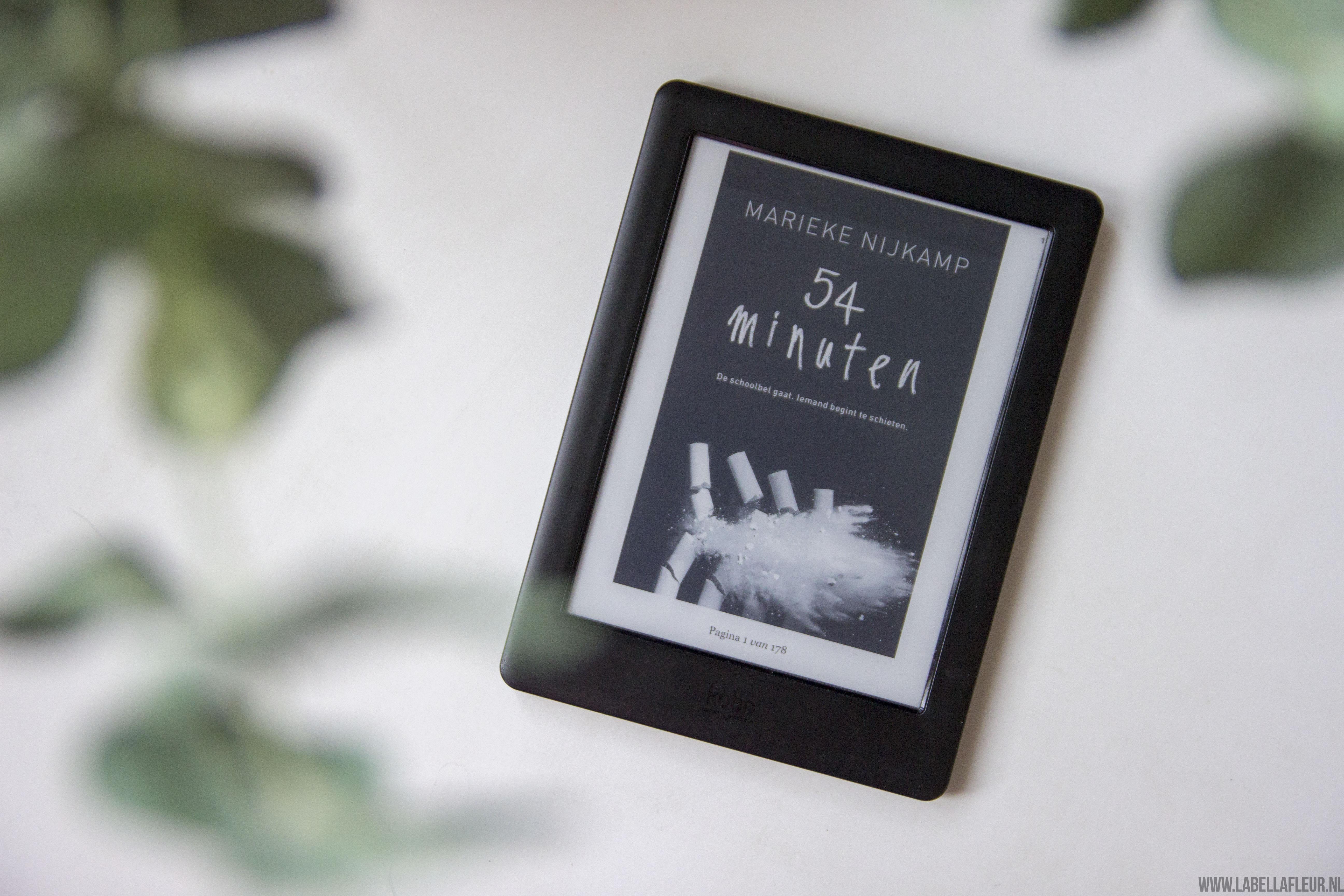 Boeken, Marieke Nijkamp, 54 minuten