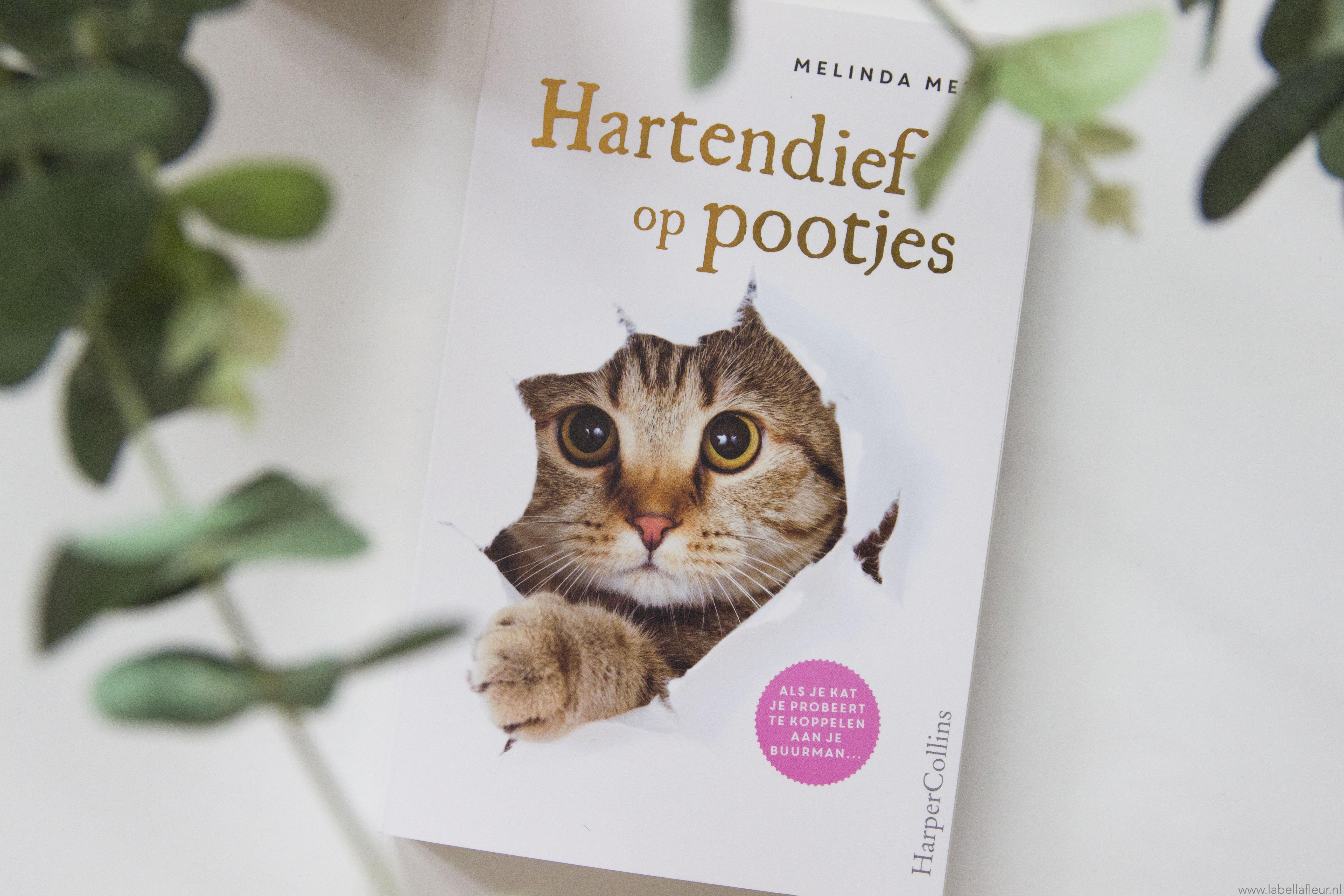 Hartendief op pootjes, gelezen, boeken, kattenliefhebbers