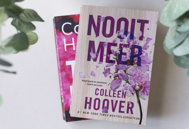 Boeken | It Ends With Us – Colleen Hoover
