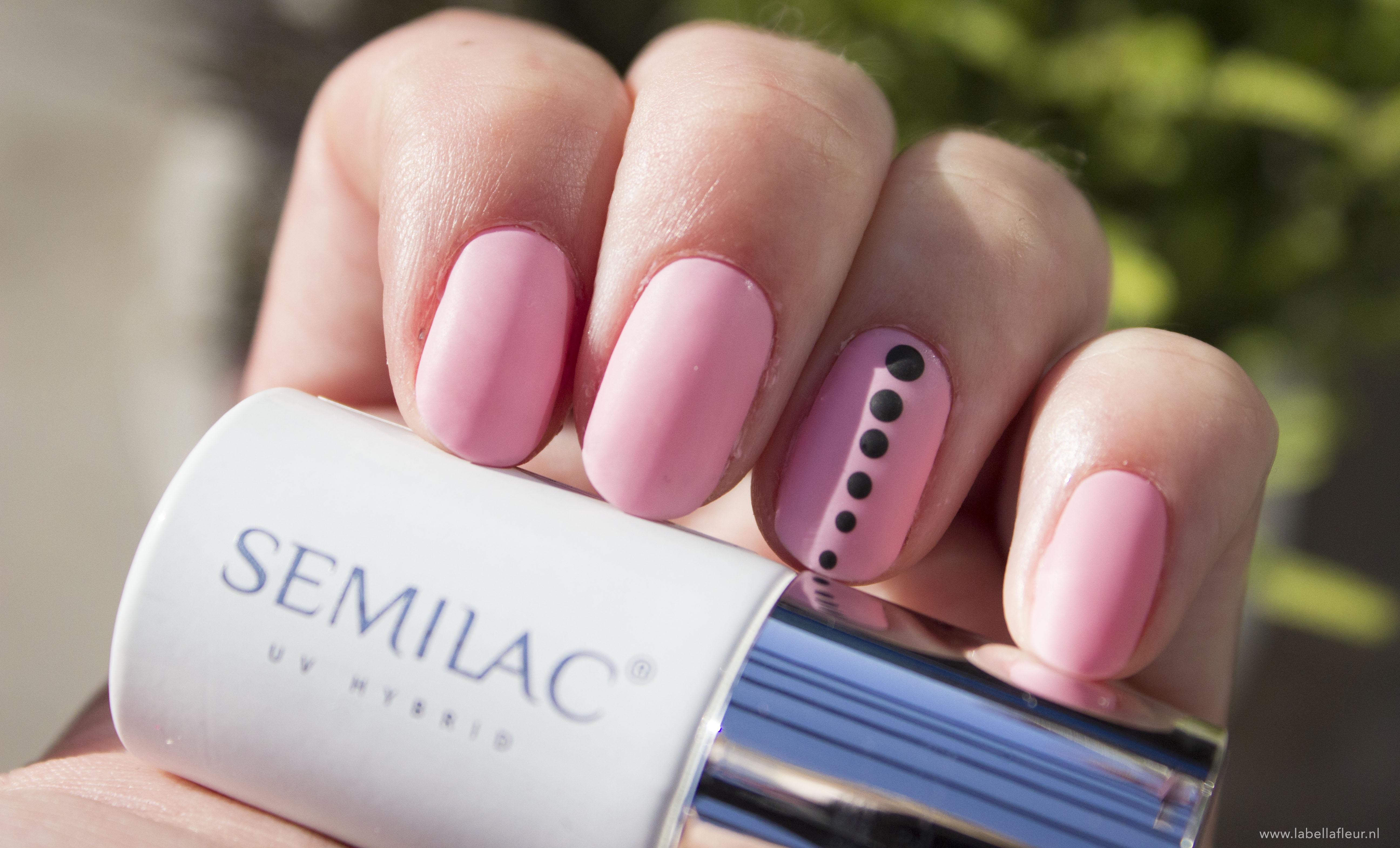 nails, gelpolish, mat top coat, semilac