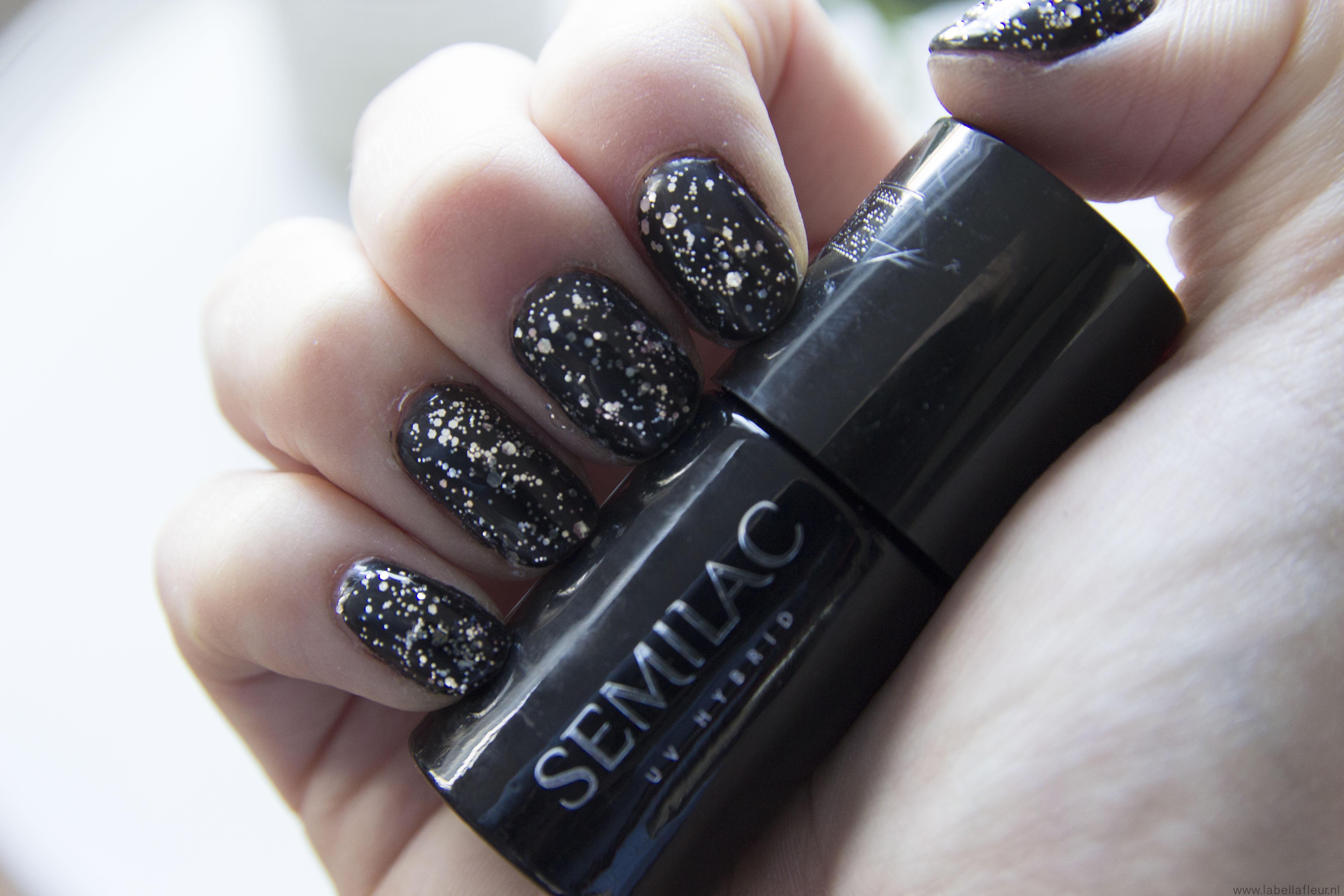 semilac, gelpolish, nagels