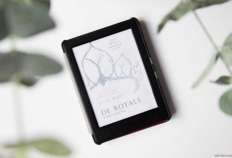 Gelezen | De Royals – Verleiding, Erin Watt
