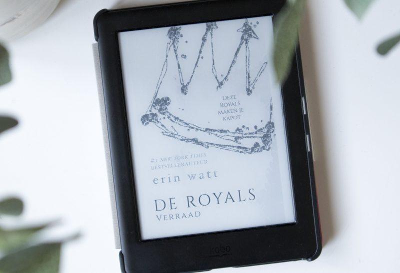 Gelezen | The Royals #2 Verraad – Erin Watt
