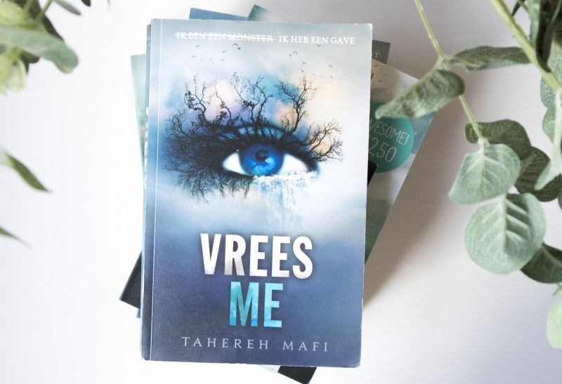 Gelezen | Touching Juliette #1 – Vrees me – Tahereh Mafi