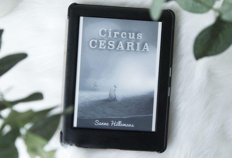 Boeken | Gelezen Circus Cesaria – Sanne Hillemans