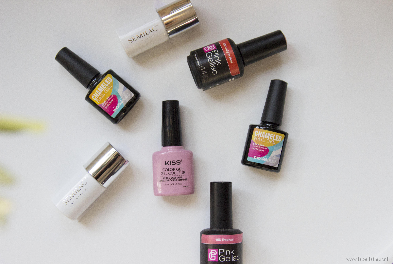 nails, herkenning, nagels lakken