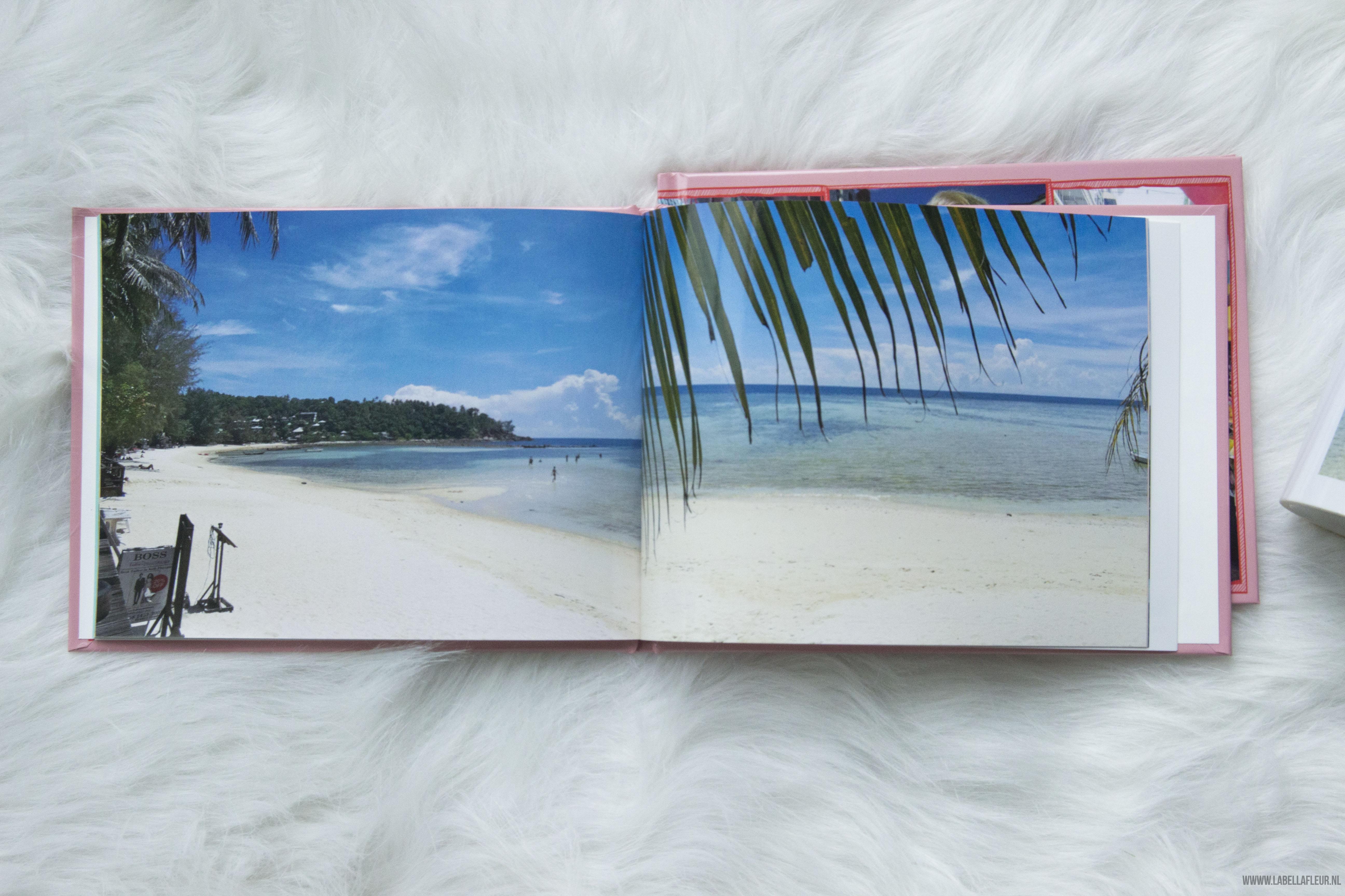 Albelli, fotoboek, thailand
