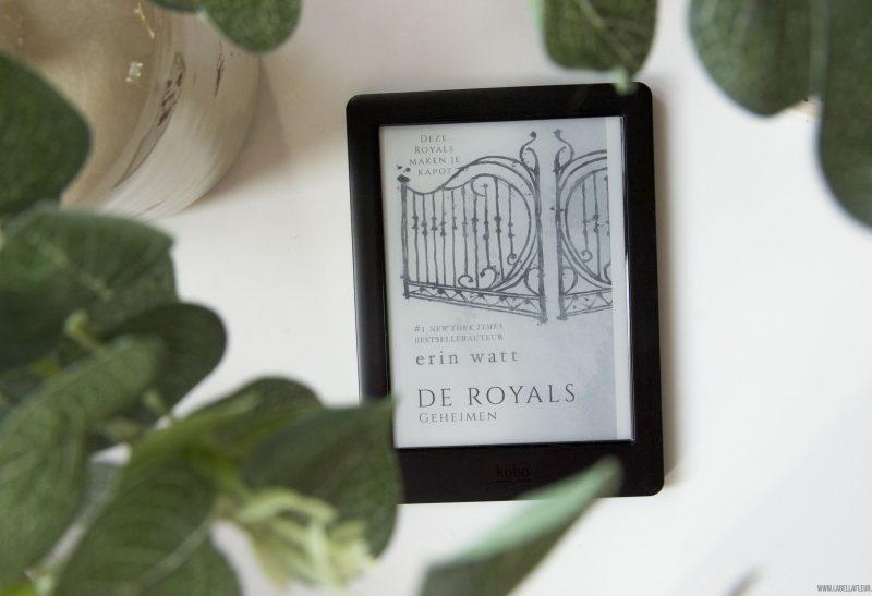 Gelezen | The Royals #3; Geheimen – Erin Watt