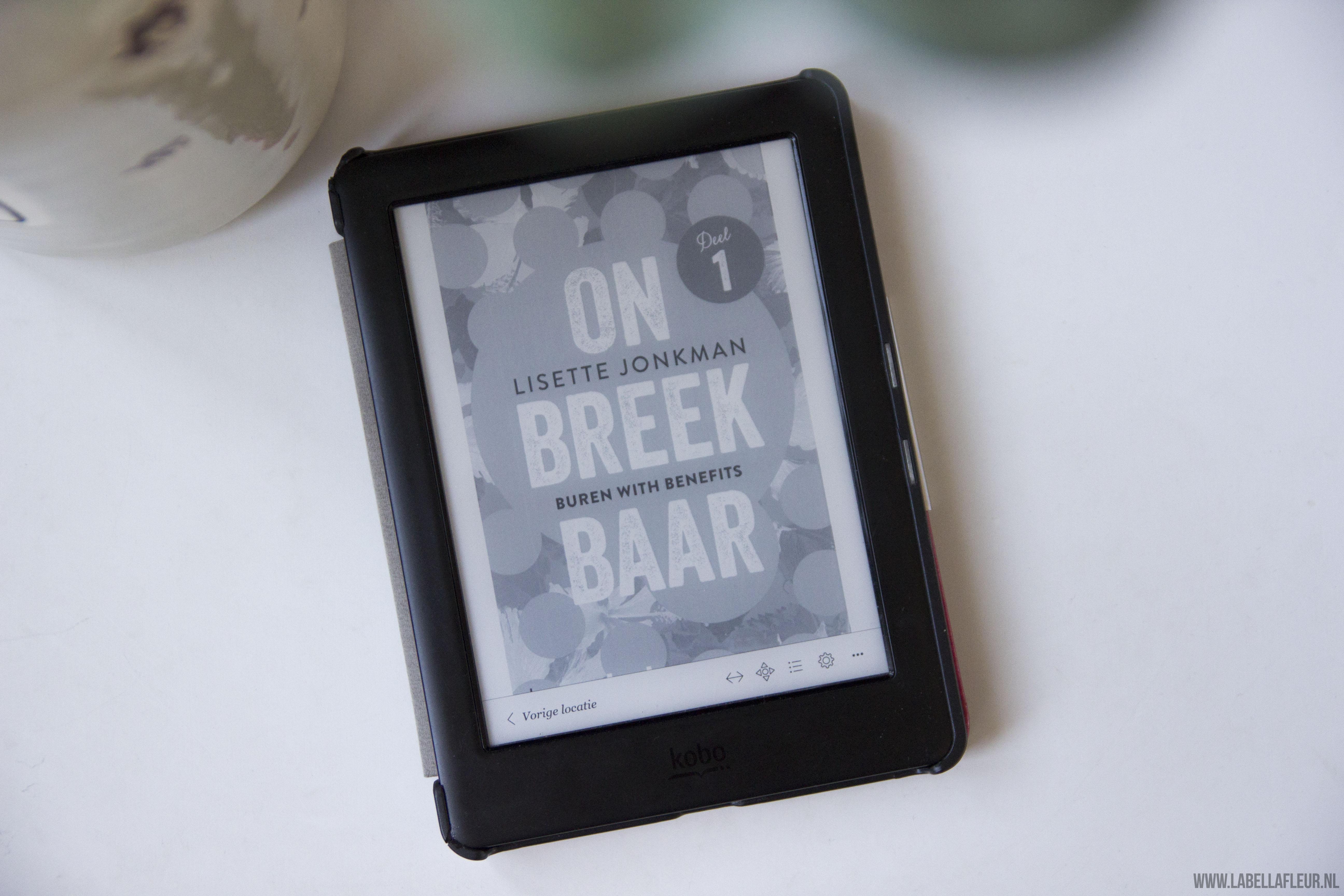 Boeken, Lisette Jonkman, Buren with benefits (Onbreekbaar #1)