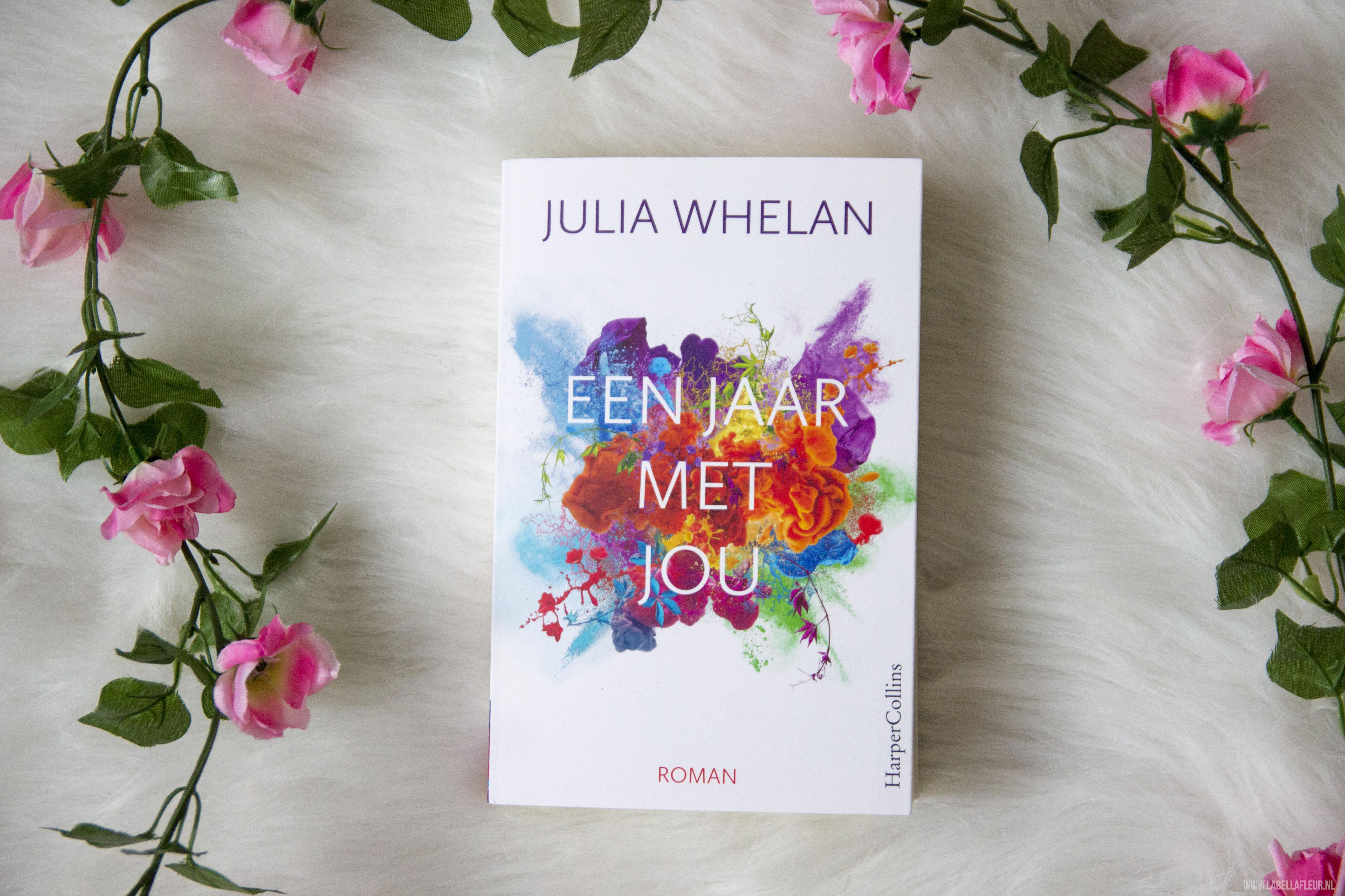 boeken, een jaar met jou, recensie, Julia Whelan