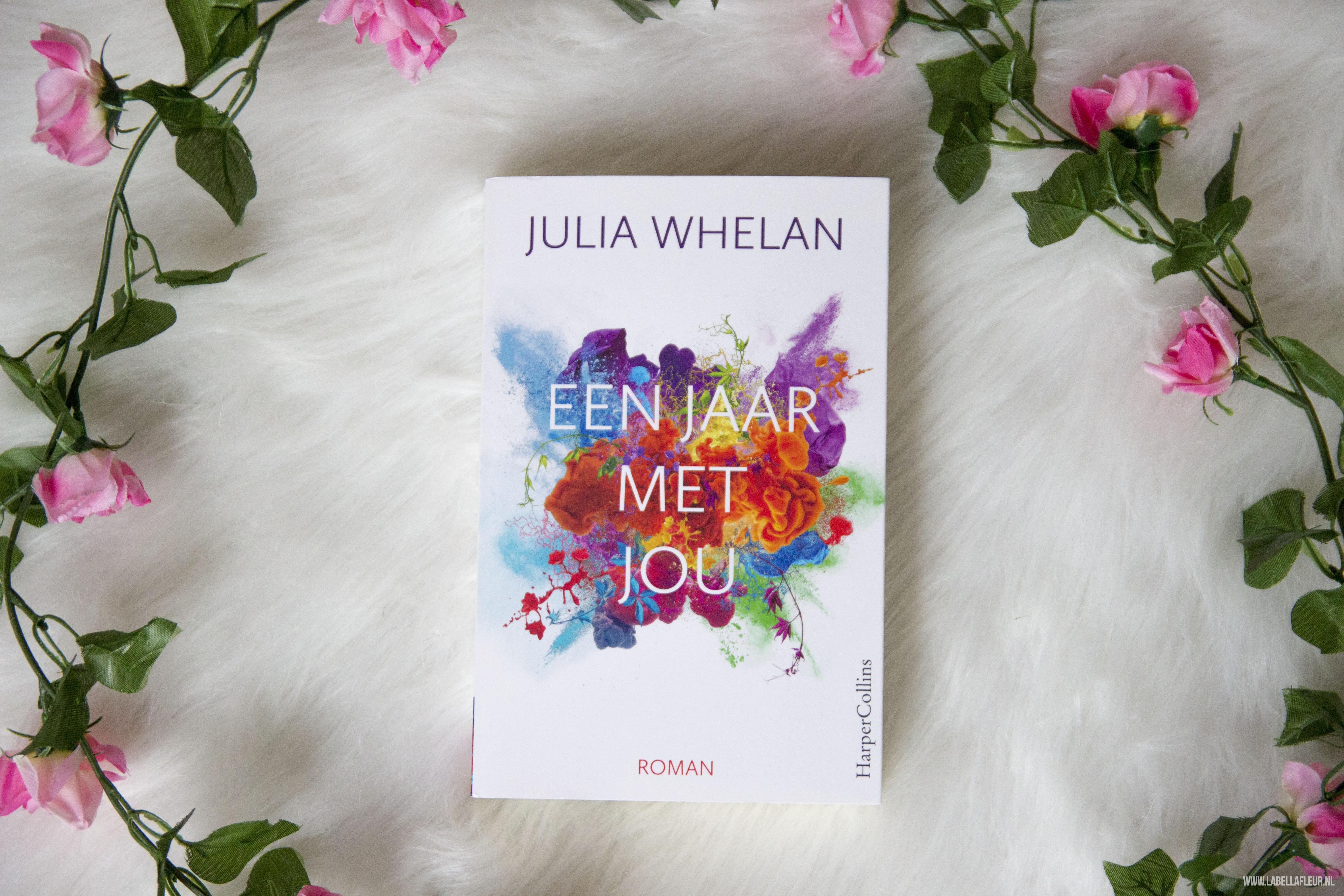 Boeken, gelezen, julia whelan, een jaar met jou, winactie