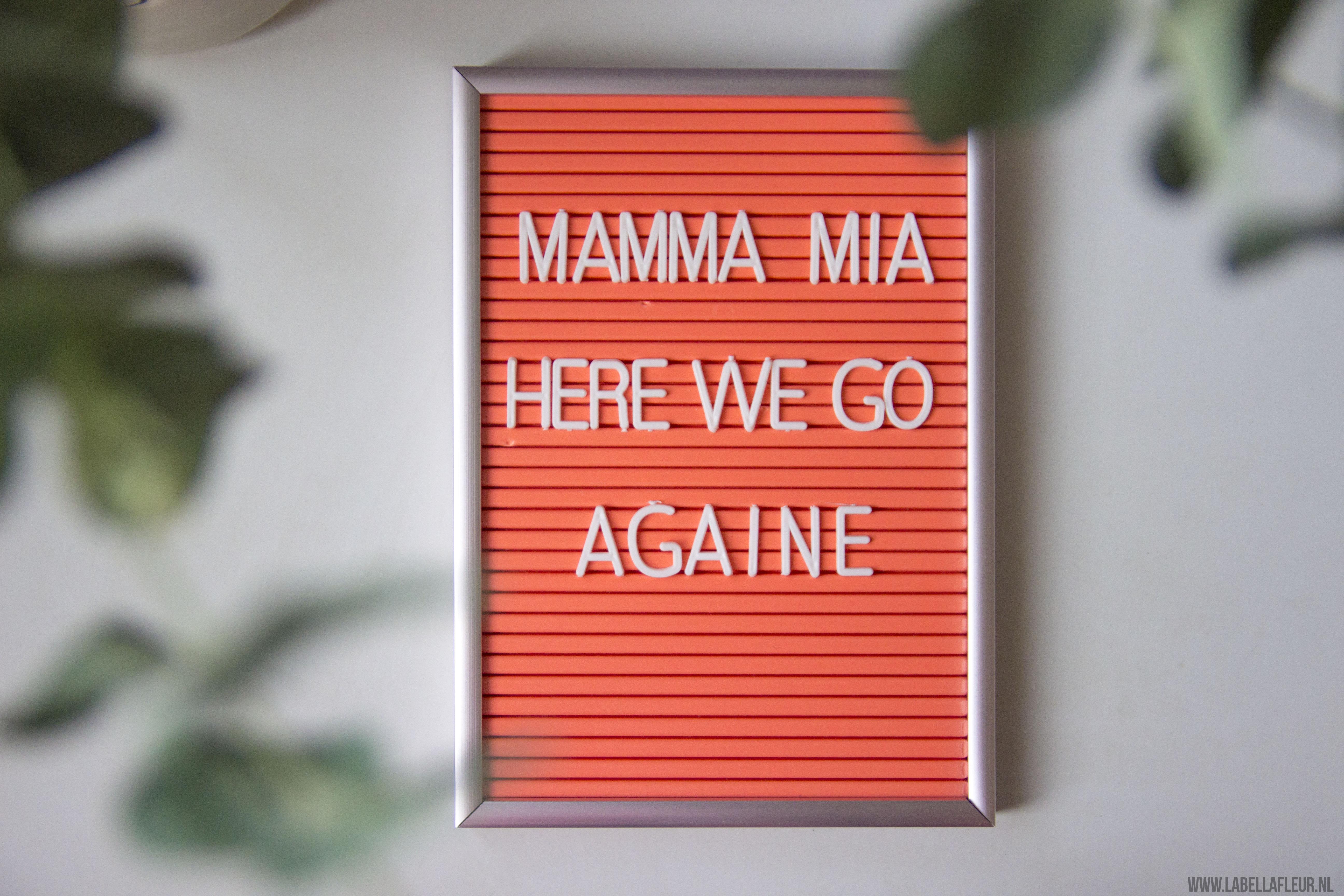 gezien, Mamma Mia Here we go again
