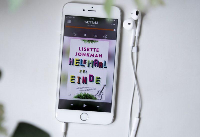 Geluisterd | Storytel: Helemaal het einde – Lisette Jonkman