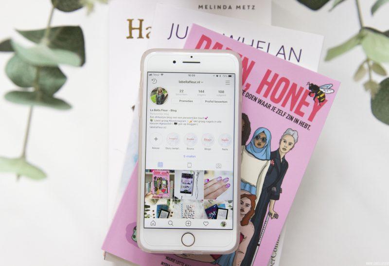 Lifestyle | Mijn liefde voor Instagram + Spam je Instagram