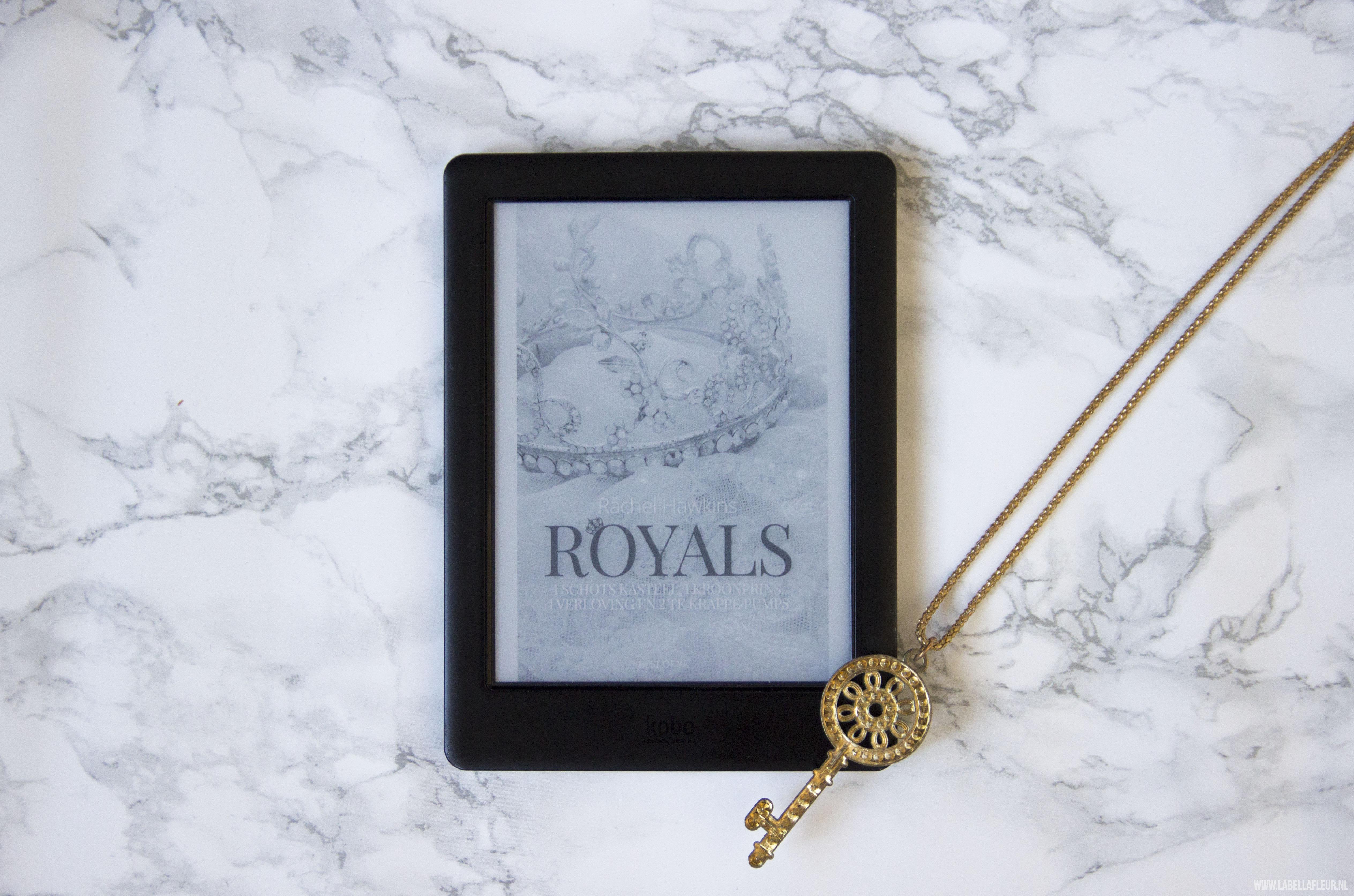 Boeken, gelezen, royals, Rachel Hawkins