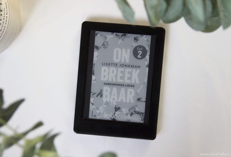 Boeken | Onbreekbaar #2 Onbegrensde liefde – Lisette Jonkman