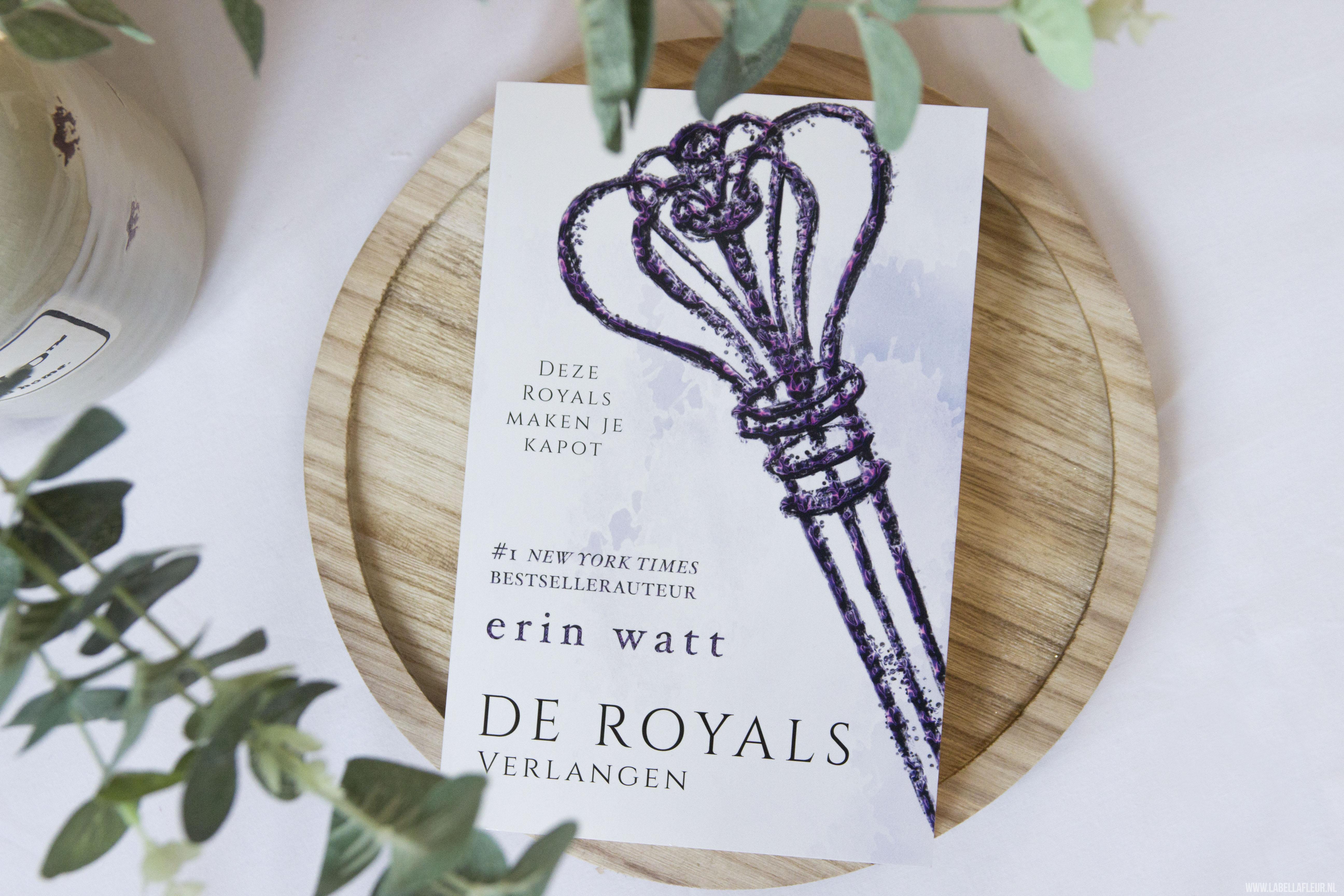 boeken, recensie, erin watt, royals, royals 4