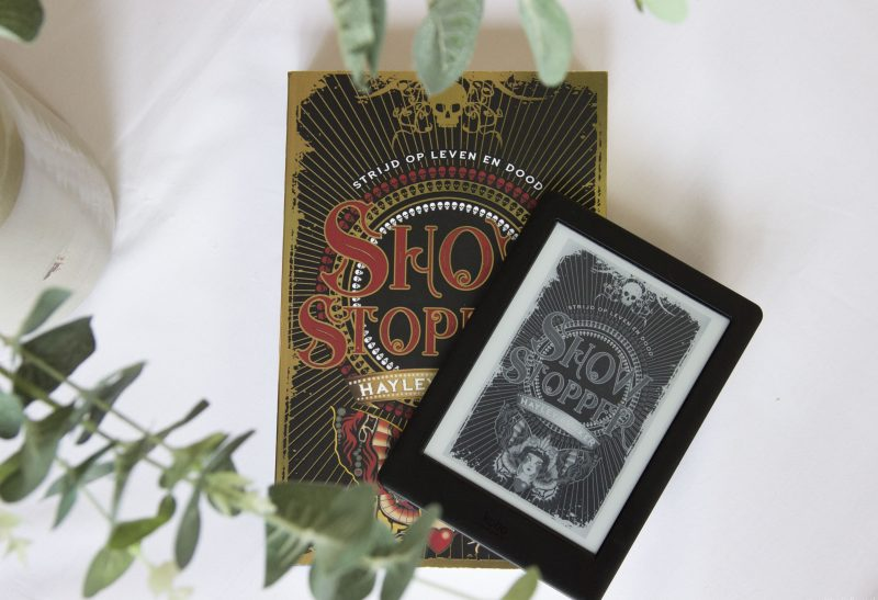 Boeken | Gelezen: Showstopper – Hayley Barker