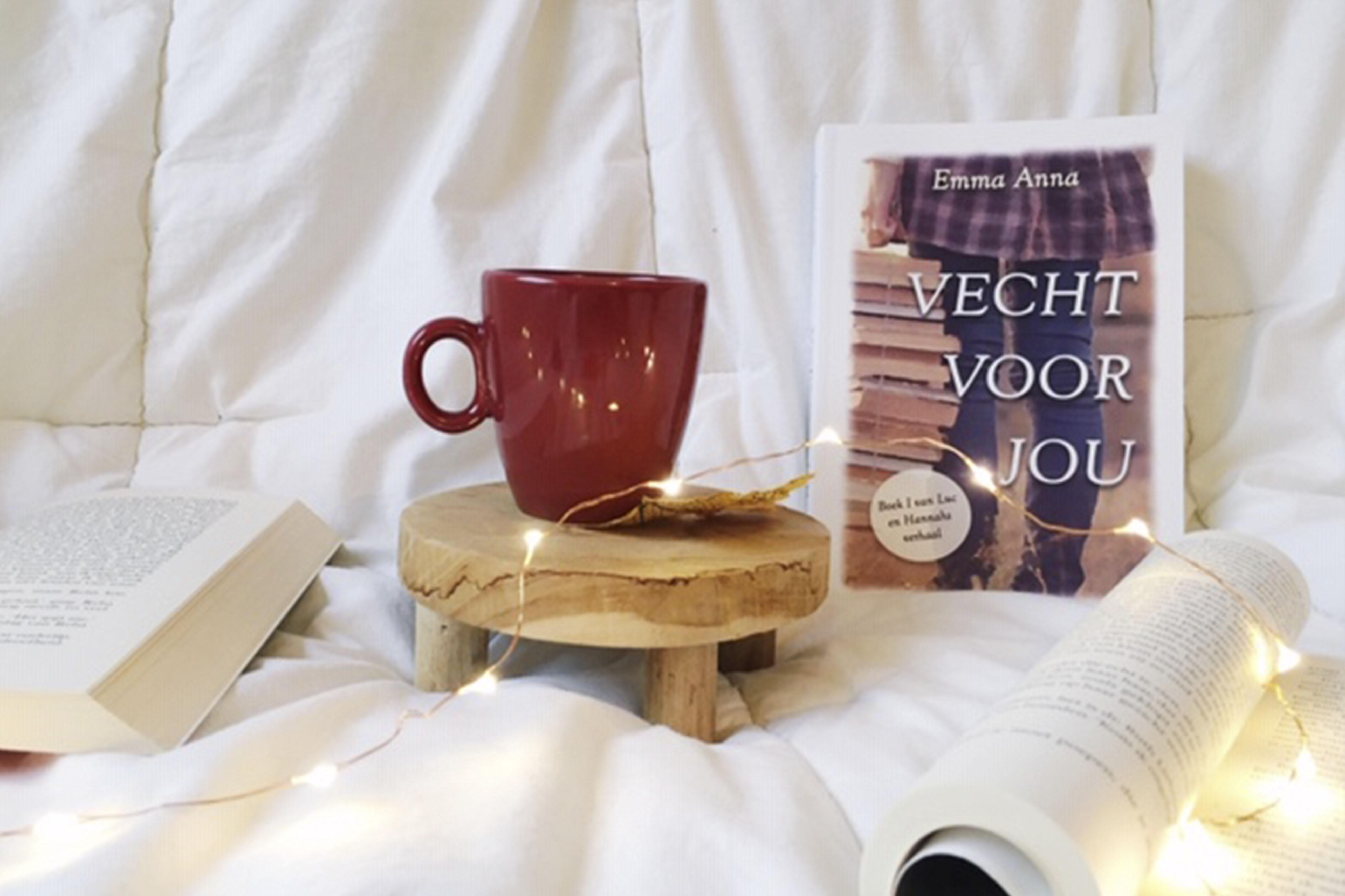 Boeken, recensie, Emma Anna, vecht voor jou