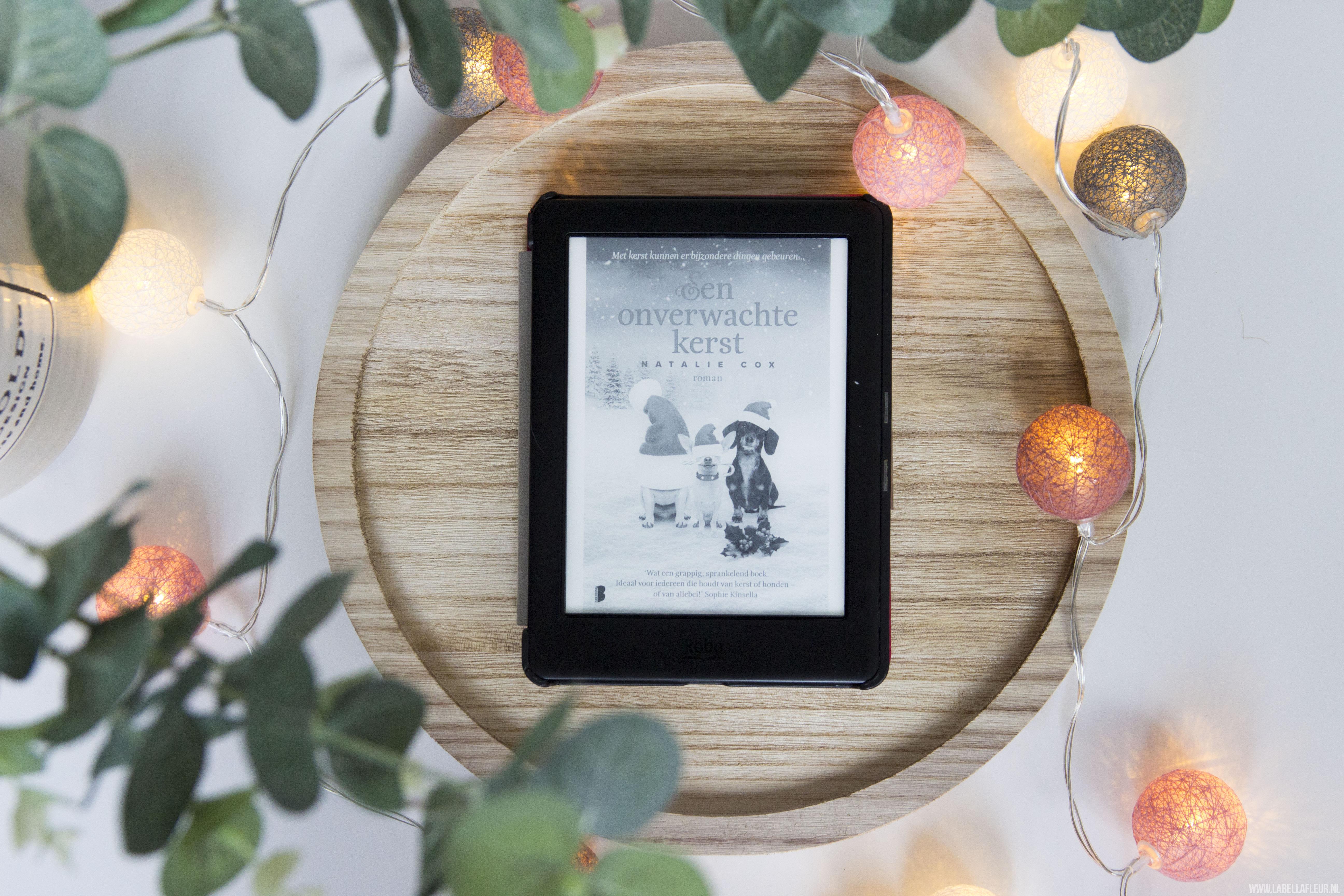 Boeken | Gelezen: Een onverwachte kerst - Natalie Cox