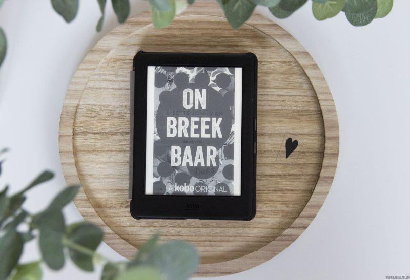 Boeken | Gelezen: Onbreekbaar #3 Op gevoel – Lisette Jonkman