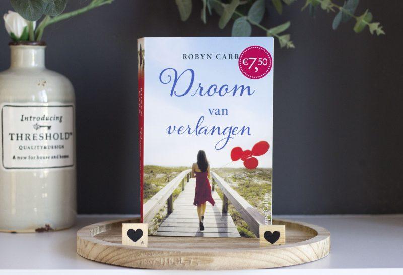 Boeken | Recensie: Droom van verlangen – Robyn Carr