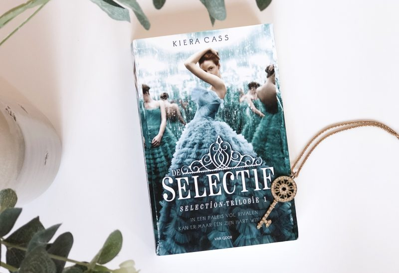 Boeken | Recensie: De Selectie #1 – Kiera Cass