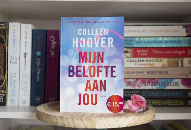 Boeken | Recensie: Mijn belofte aan jou – Colleen Hoover