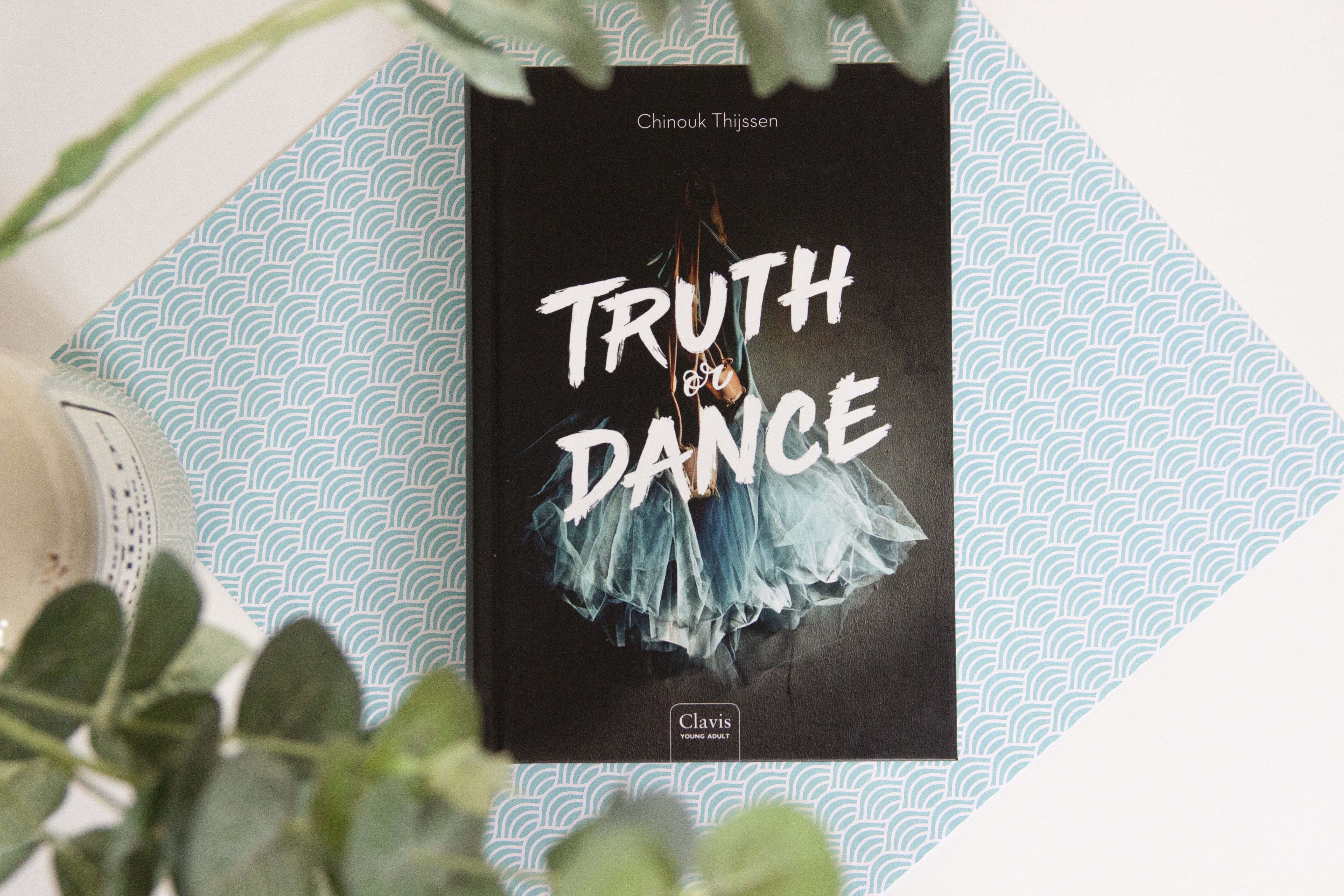 recensie, truth or dance, chinook thijssen