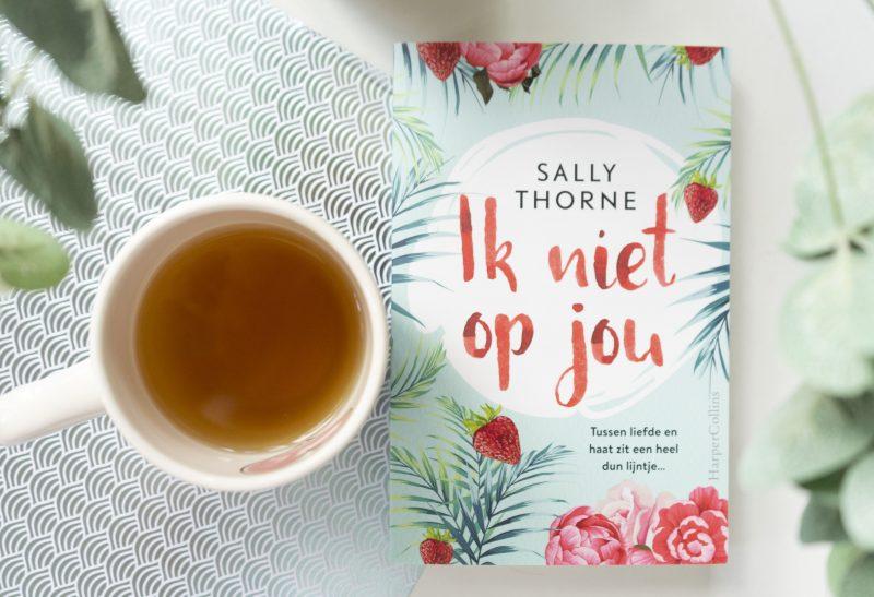 Boek gelezen | Recensie: Ik Niet Op Jou – Sally Thorne