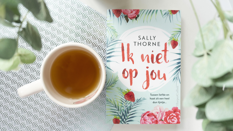 recensie, sally thorne, Ik Niet Op Jou