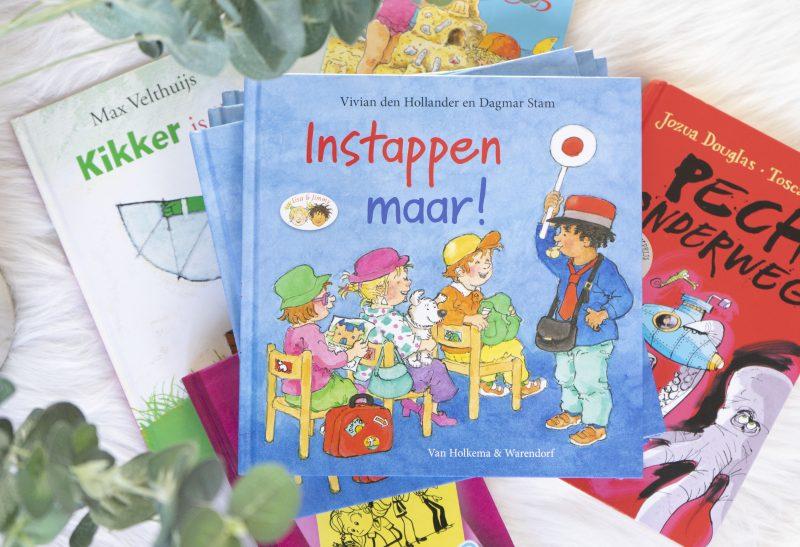 Boeken | Recensie: Instappen maar! – Vivian den Hollander en Dagmar Stam