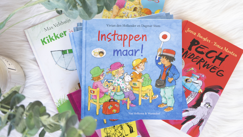 boeken, recensie, kinderboekenweek 2019, vivian den hollander, dagmar stam