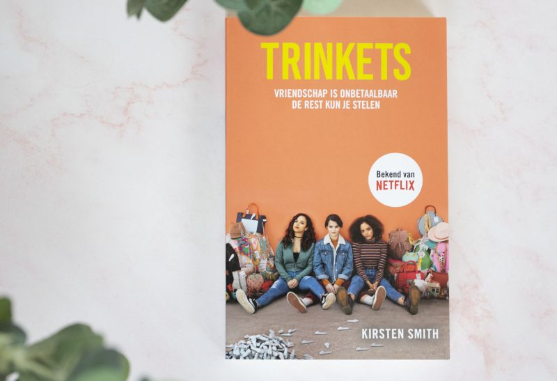 Boeken | Recensie: Trinkets – Kirsten Smith