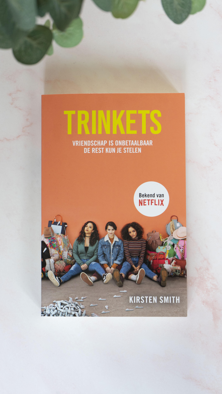 recensie, trinkets, Kirsten Smith