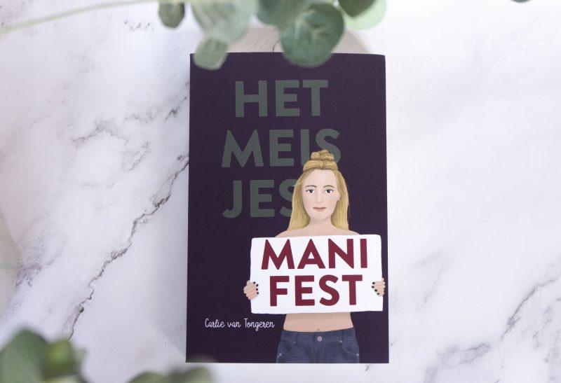 Boeken | Recensie: Het meisjesmanifest – Carlie van tongeren
