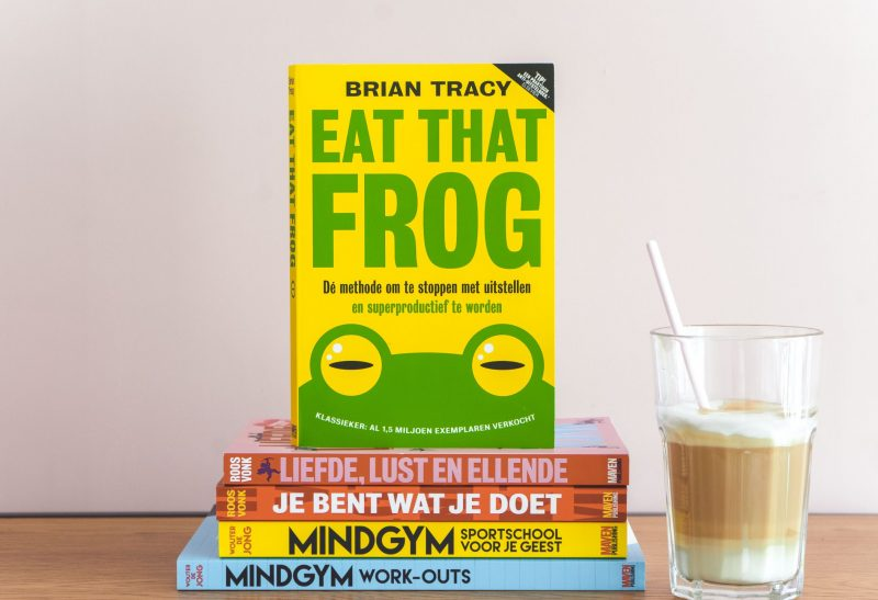 Boeken | Gelezen: Eat that frog – Brian Tracy