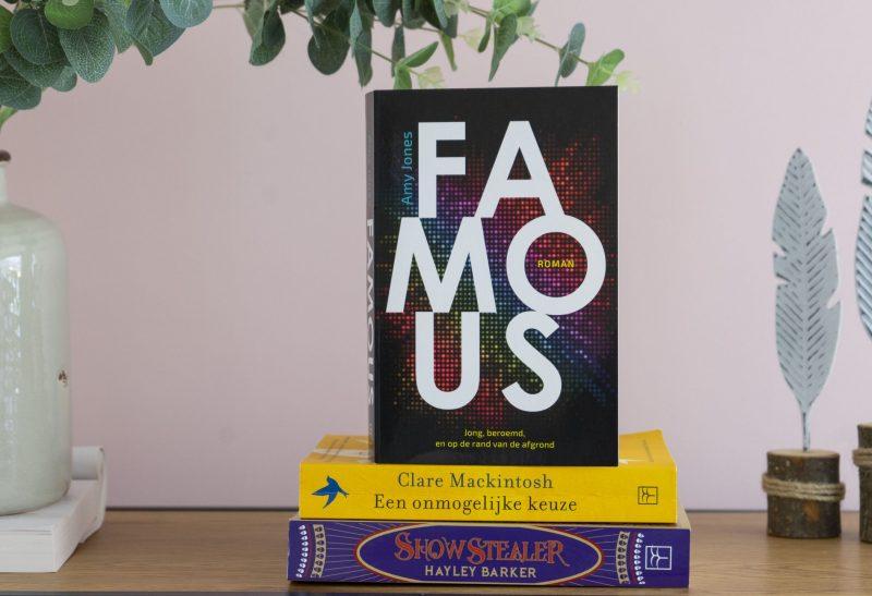 Boeken | Recensie: Famous – Amy Jones