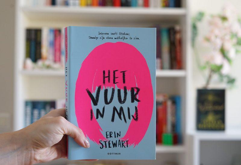 Boeken | Gelezen: Het vuur in mijn – Erin Stewart