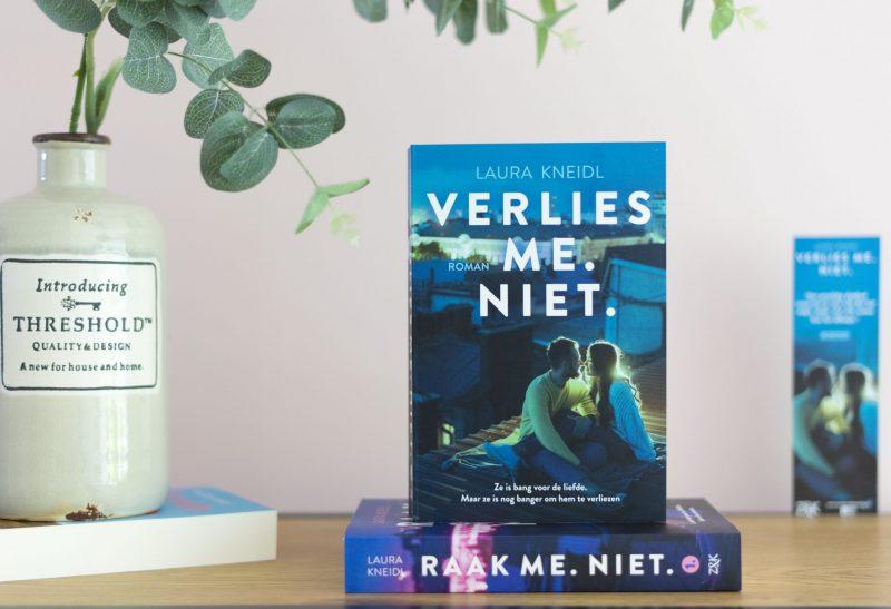 Boeken | Recensie: Verlies me. Niet. – Laura Kneidl