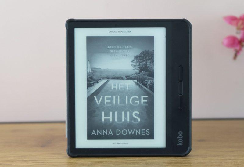 Boeken | Recensie: Het veilige huis – Anna Downes