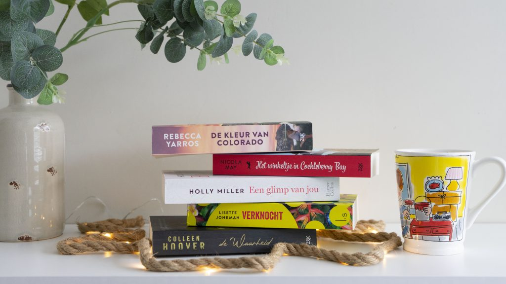 5 boeken om cadeau te doen